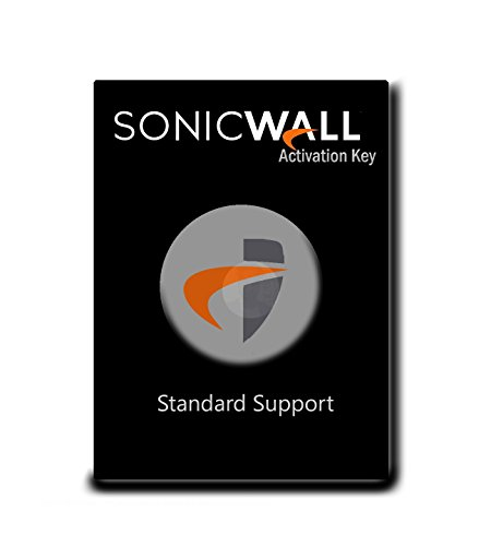 (SonicWALL 01-SSC-4811 1yr Dynamic Sup 8x5 For Tz 205 Series 01SSC4811)