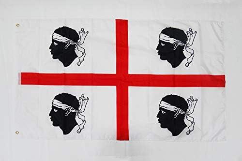 Bandera ESCOC/ÉSESA 90 x 150 cm poli/éster Ligero AZ FLAG Bandera de Escocia 150x90cm