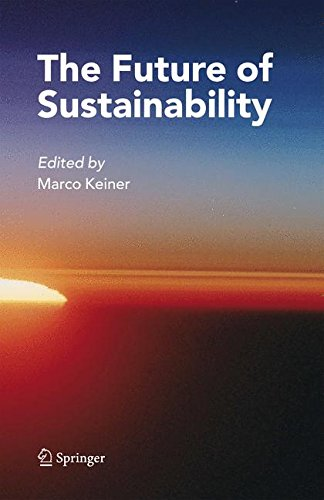 Download The Future of Sustainability ebook