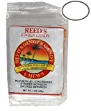 Reeds Ginger Chews 2 ounces