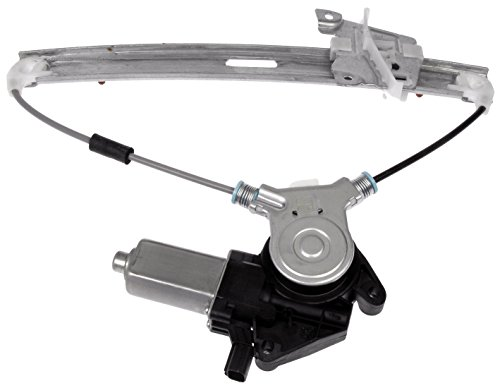 Dorman 748-617 Rear Driver Side Replacement Power Window Regulator with Motor for Ford Escape/Mercury Mariner (Ford 2001 Escape Rear Window)