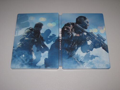 Call of Duty Ghosts Steelbook Case G1 Size NO GAME