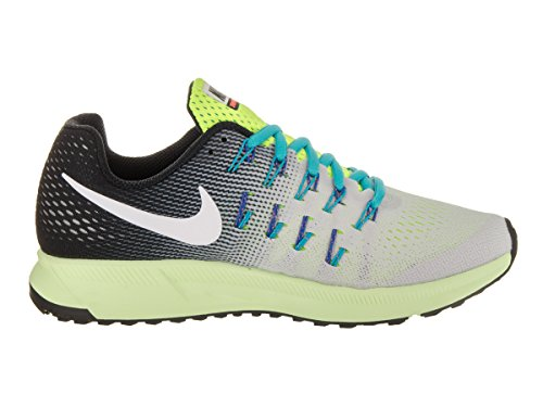 Nike Damen Wmns Air Zoom Pegasus 33 Laufschuhe Pure Platinum/white-black-volt