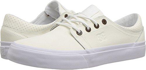 DC Women's Trase SE Skate Shoe, White, 11 B B US by DC