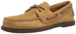 Tommy Hilfiger Men's Bowman10 Shoe, Brown, 9.5 Medium Us