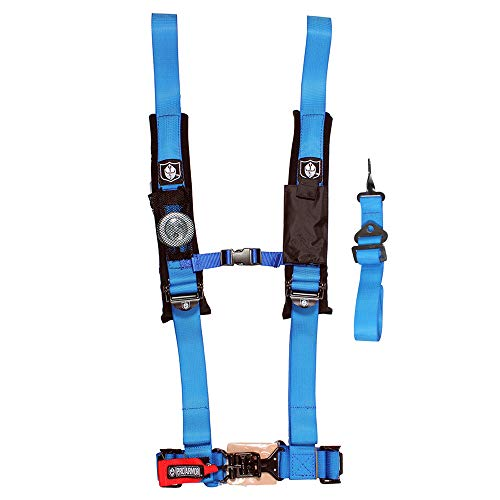 Pro Armor A115220VB Voodoo Blue 5-Point Harness 2