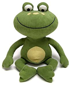 NoJo Jungle Babies Freddie The Frog - Stuffed Animal