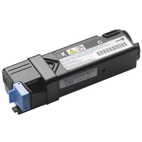 DT615 Black 2000 Page Yield Toner Cartridge for Dell 1320CN, 1320C and 1320DN Printers, Office Central