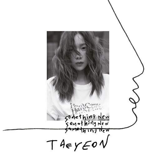 SM Entertainment TAEYEON - Something New (3rd Mini Album) CD+Booklet+Folded Poster+Free Gift