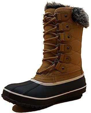 Amazon.com | ICEFACE Women Winter Snow Boots Waterproof