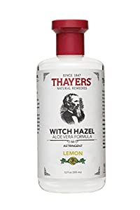 Thayers Witch Hazel Astringent with Aloe Vera Formula from Thayer's