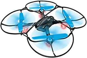 XForce Quadcopter Drone with Hand Motion Remote Control by Panoware