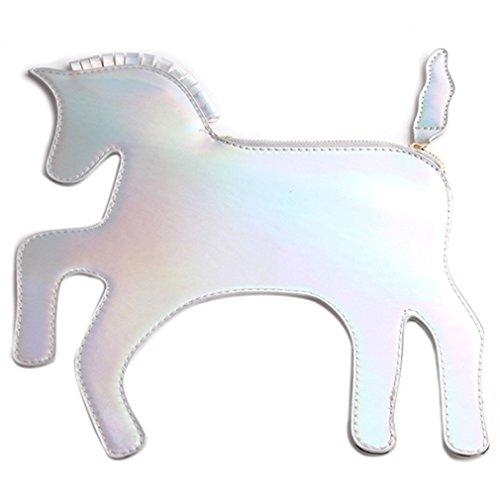 A Tracolla Carino Viaggio Donne colorato Handbag Hengsong Portafogli Partito spalla Acquisti Cavallo Retrò Colorato Borsa dvYqxtwzq