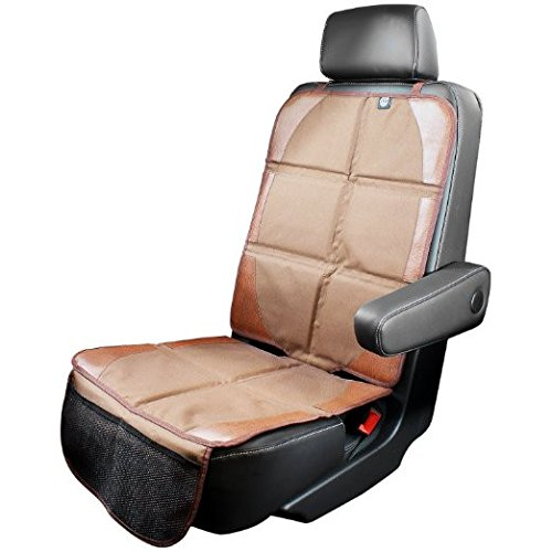 KHOMO GEAR - Baby Infant Car Seat Cover Protector - Brown (Gear Seat Baby)