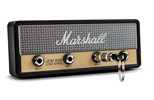 Pluginz Jack Rack Marshall JCM800 Chequered Guitar Amp Key Holder
