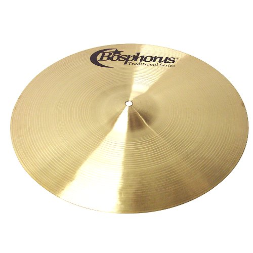 Bosphorus Cymbals T18CT 18-Inch Traditional Series Crash Cymbal by Bosphorus Cymbals