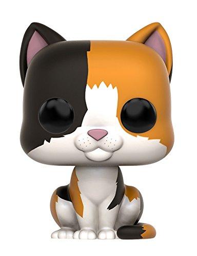 Funko POP Pets: Pets - Calico Action Figure (Pop Super Cat)