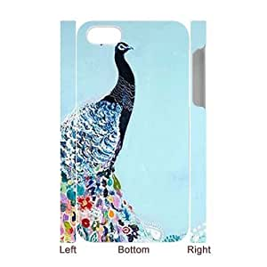 Feather CUSTOM 3D Cell Phone Case For Apple Iphone 5C Case Cover LMc-79571 at LaiMc