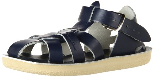 Salt Water Sandals by Hoy Shoe Sharks Sandal (Toddler/Little Kid/Big Kid/Women's)