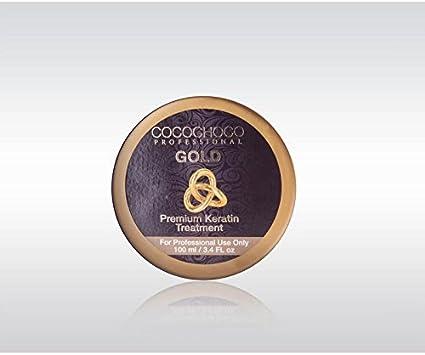 Cocochoco Gold 100ml brasileño soplado seco pelo enderezamiento queratina tratamiento 30ml champú …