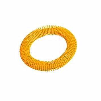 Fashy Tauchring Runder Lammellen, 17 cm gelb 4200