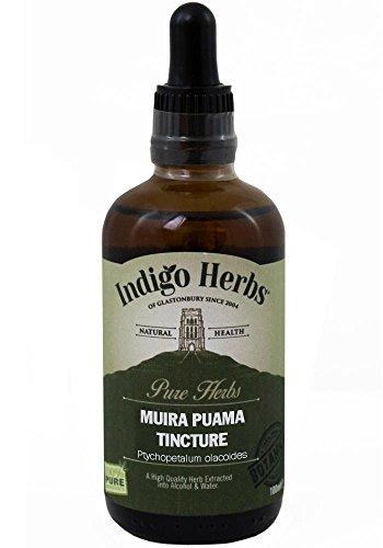 Muira Puama Tinktur - Muira Puama Herbal Tincture - 100ml