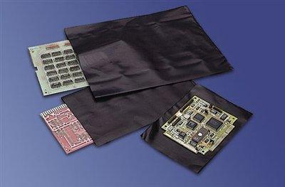 - Anti Static. 20 x 30 x 4 mil Black Conductive Bags