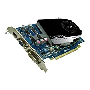 PNY GeForce GT 240 1024MB DDR3 PCI-Express 2.0 DVI+VGA+HDMI Graphics Card VCGGT2401D3XPB