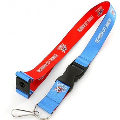 Oklahoma City Thunder Lanyard - - Outlet Shops Okc