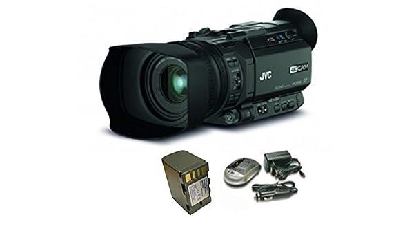 JVC GY-HM170 (Tarjeta SD/SDHC/SDXC): Amazon.es: Electrónica