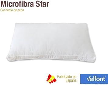 Naturconfort Almohada Microfibra Star Medida 70 Disponible EN Todas Las Medidas