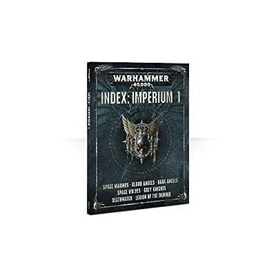 Index: Imperium 1 Warhammer 40,000 Book by Games Workshop