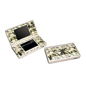 nintendo ds lite green camouflage deco skin cover video games. Black Bedroom Furniture Sets. Home Design Ideas