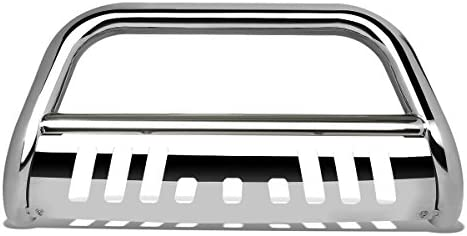 DNA MOTORING BURB-026-SS BURB026SS 3 Front Bumper Push Bull Bar