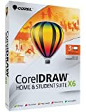CorelDRAW Home and Student Suite X6 - 3 Users