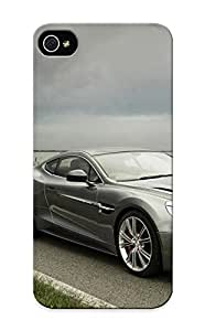 Artistgirl E1db3d34755 Case Cover Iphone 5/5s Protective Case 2013 Aston Martin Vanquish( Best Gift For Friends)