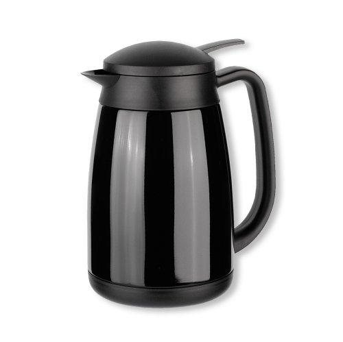 - Isosteel Tableline Va-9342k 34oz Vacuum Pot with Black Color Coating