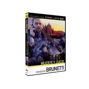 Comisario Brunetti: Muerte Y Juicio [DVD]