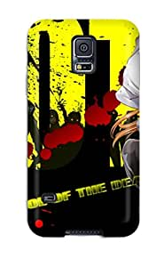 Galaxy Cover Case Specially Made For Galaxy S5 Highschool Of The Dead
