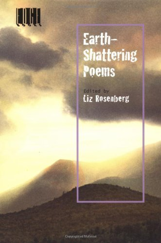 Earth-Shattering Poems (1998-01-15)