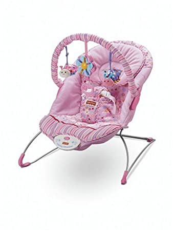 Amazon.com: Fisher-Price – Think Pink Bouncer (suspendido ...