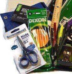 School Essentials Back to School Supplies Bundle - Grades 6-12