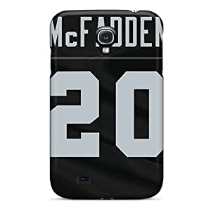 Case Cover Oakland Raiders/ Fashionable Case For Galaxy S4