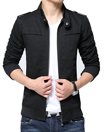 Casual Cotton Jackets - 8