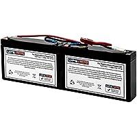 APC Smart-UPS SC 450VA Rack Mount 1U SC450RM1U Compatible Replacement Battery Pack by UPSBatteryCenter®