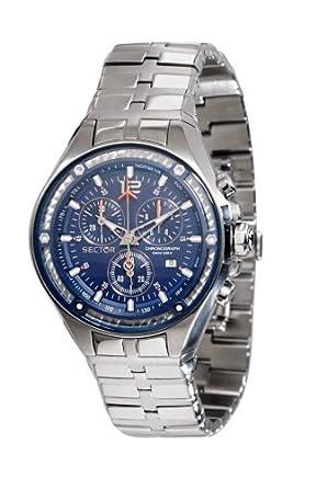 acheter en ligne 87d64 57d3e Sector - R3253993235 - Série 550 - Montre Homme - Analogique - Chronographe  - Bracelet Acier