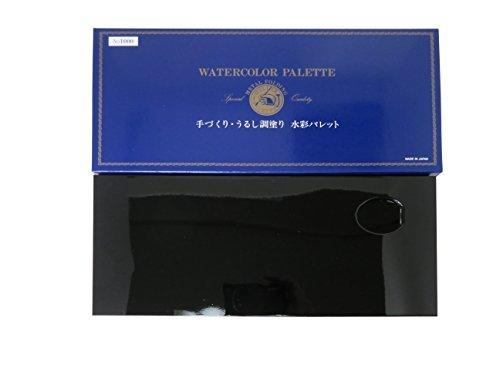 Watercolor palette Atelier palette No.1000 (24 partitions)