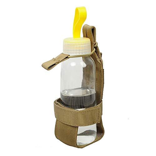 HATCHMATIC Titular de la Botella Nueva Molle Correa de Nylon mosquetón Agua Mochila Percha al Aire Libre Que acampa yendo de Clip KK Acampada y senderismo Accesorios para mochilas
