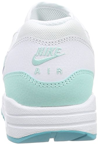 Nike Air Max 1 Essential - Zapatillas para mujer White/artisan teal-lite retro