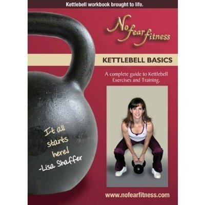 Ader Premier Kettlebell Set- (5, 15, 25, 35 Lb) 4 Pcs w./ DVD by Ader Sporting Goods (Image #5)'
